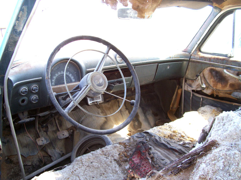 Ford Customline 1952 foto - 2