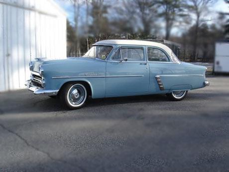 Ford Customline 1952 foto - 3
