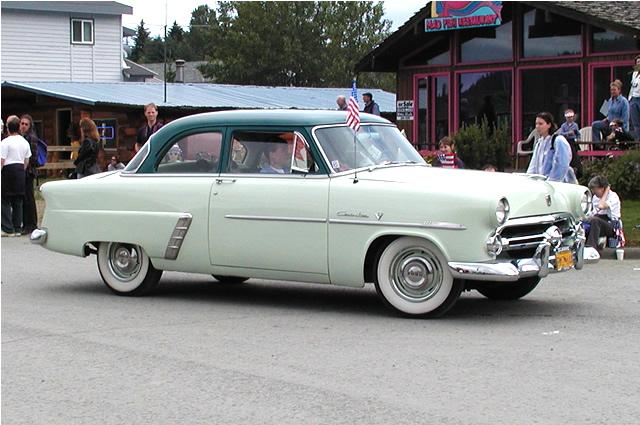 Ford Customline 1952 foto - 4