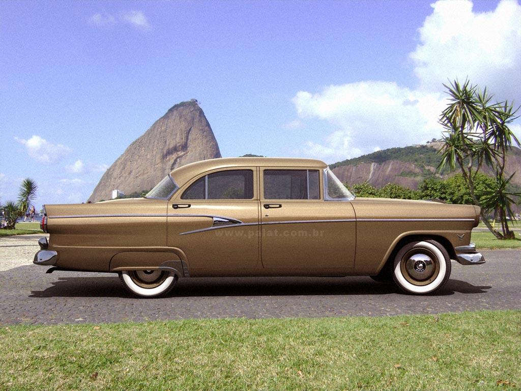 Ford Customline 1952 foto - 5