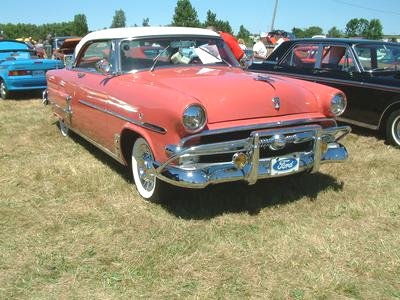 Ford Customline 1953 foto - 1