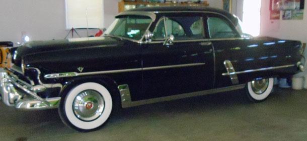 Ford Customline 1953 foto - 2
