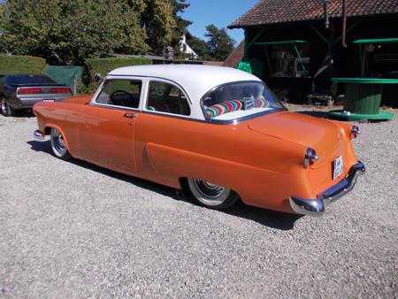 Ford Customline 1953 foto - 4