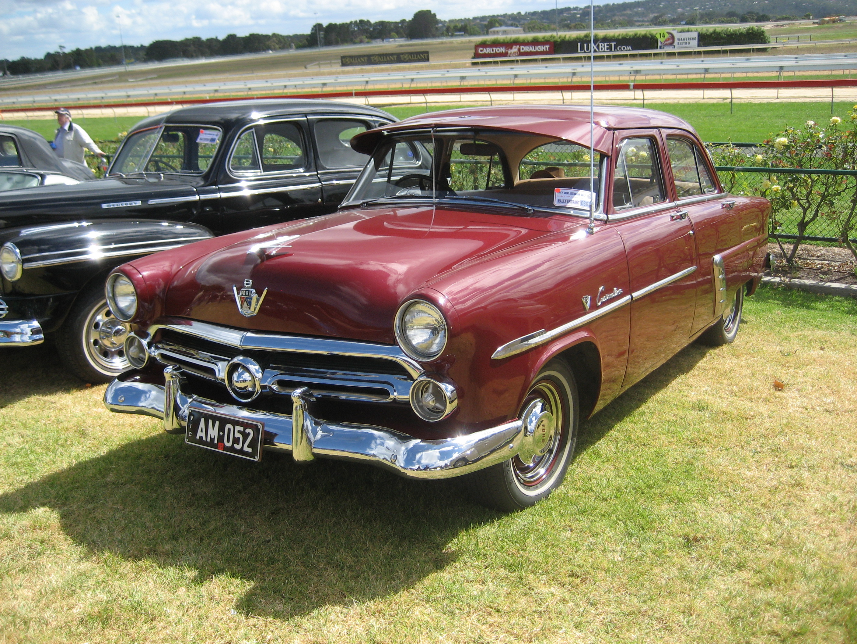 Ford Customline 1953 foto - 5