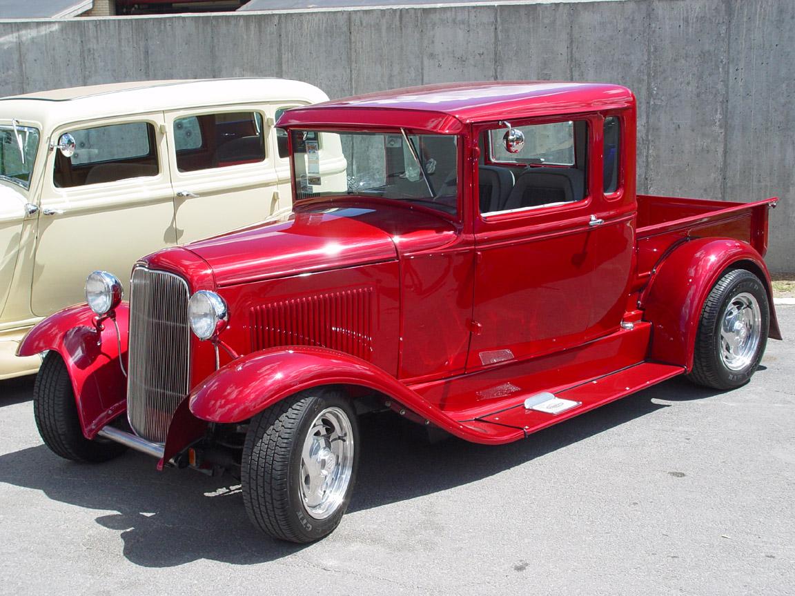Ford DE 1932 foto - 3