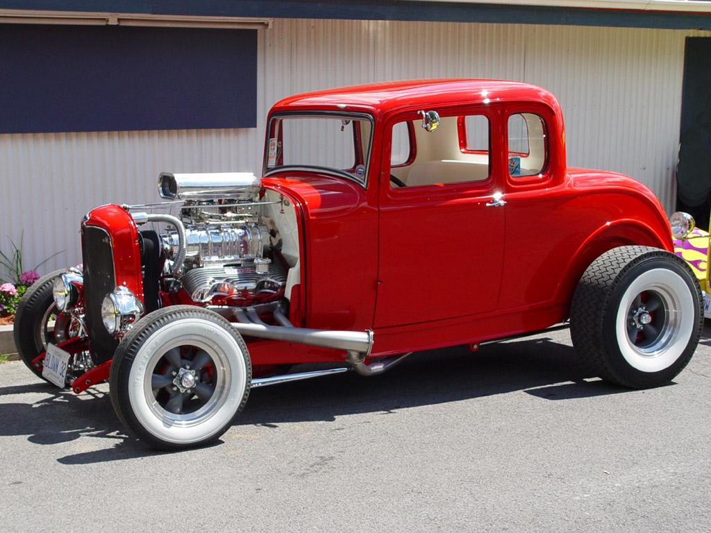 Ford DE 1932 foto - 4