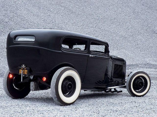 Ford DE 1932 foto - 5