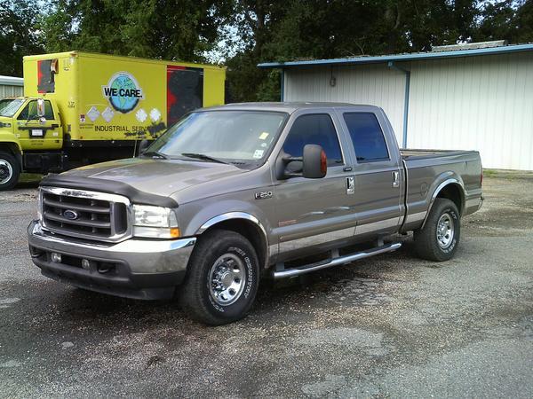 Ford Diesel 2004 foto - 2