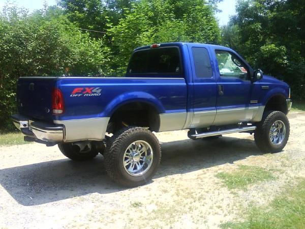 Ford Diesel 2004 foto - 3