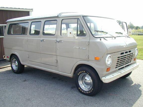 Ford Econoline 1969 foto - 1