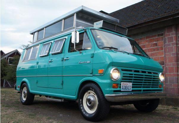 Ford Econoline 1969 foto - 4