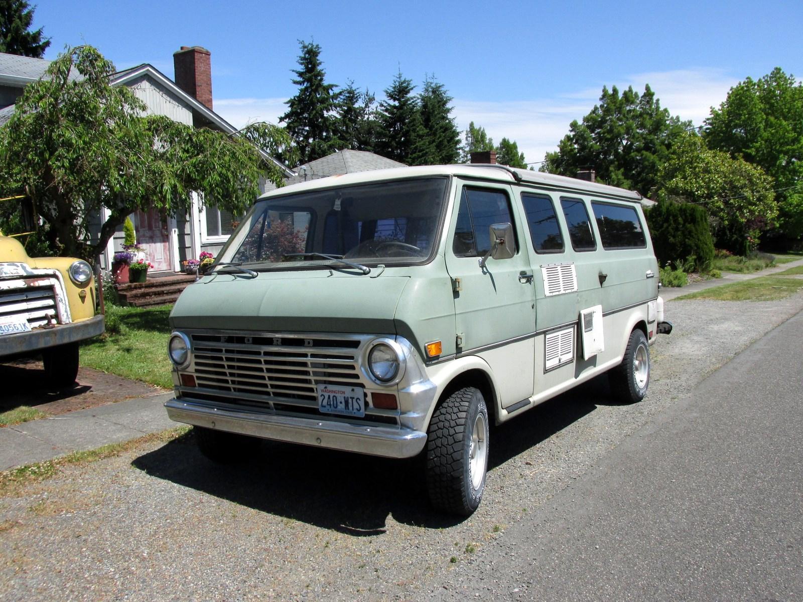 Ford Econoline 1969 foto - 5