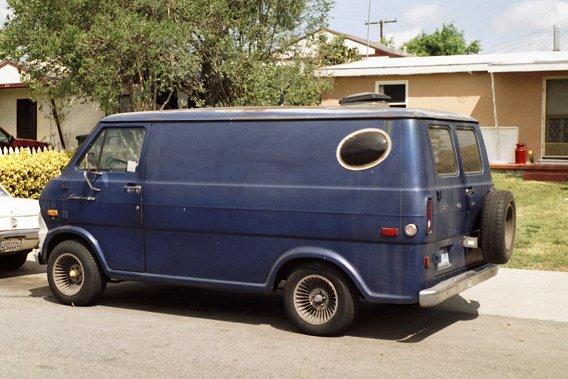 Ford Econoline 1973 foto - 2