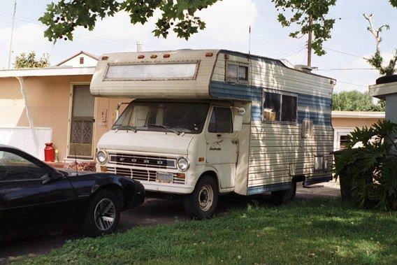 Ford Econoline 1973 foto - 4