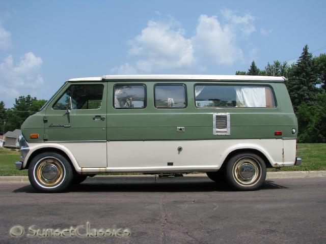 Ford Econoline 1973 foto - 5