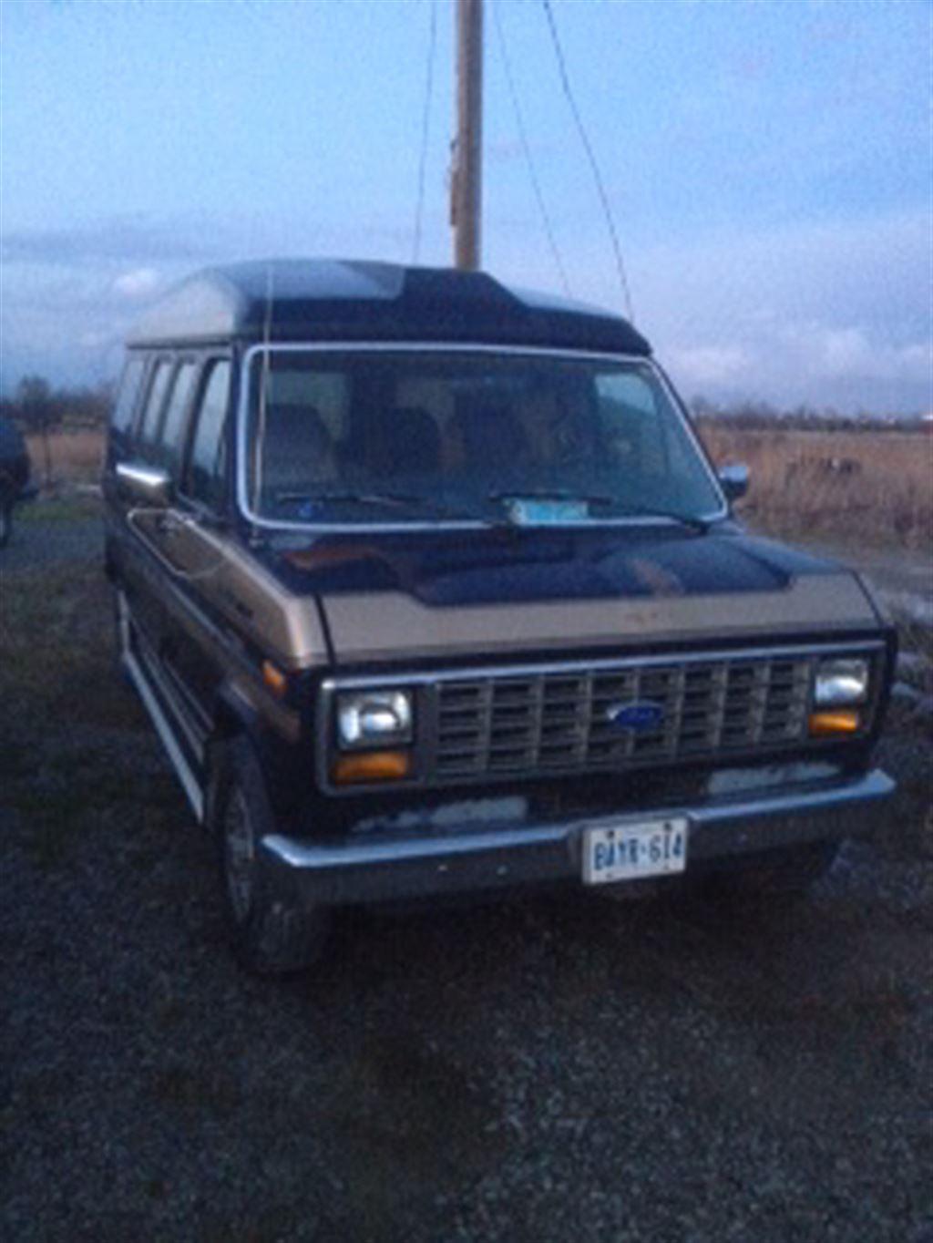Ford Econoline 1989 foto - 3