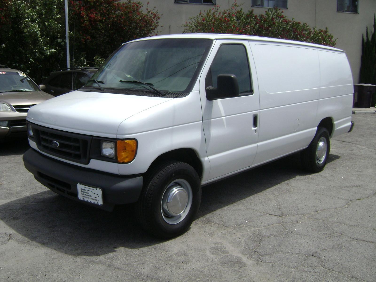 Ford Econoline 2005 foto - 5