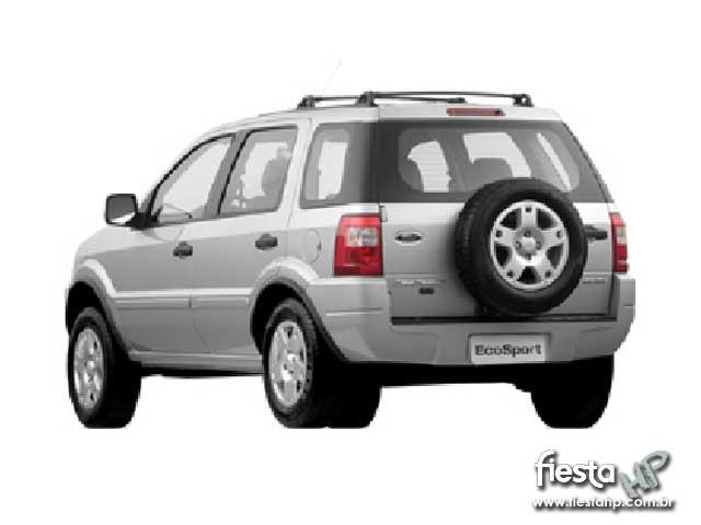 Ford Ecosport 2005 foto - 1