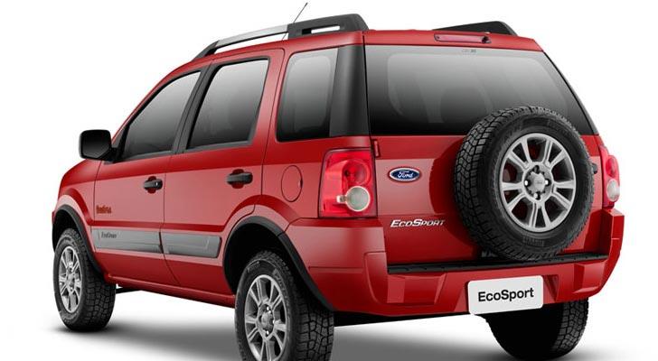 Ford Ecosport 2005 foto - 3