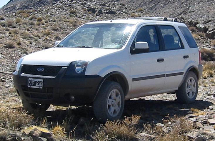 Ford Ecosport 2005 foto - 5