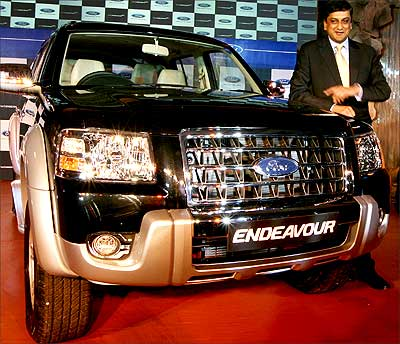 Ford Endeavour 2007 foto - 1