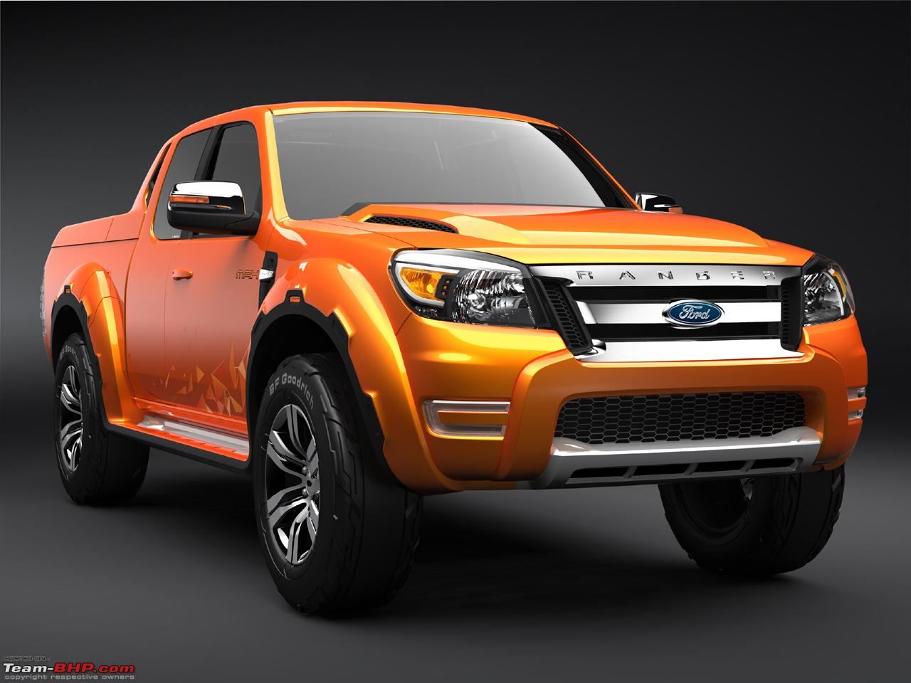 Ford Endeavour 2007 foto - 2