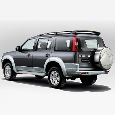 Ford Endeavour 2007 foto - 5