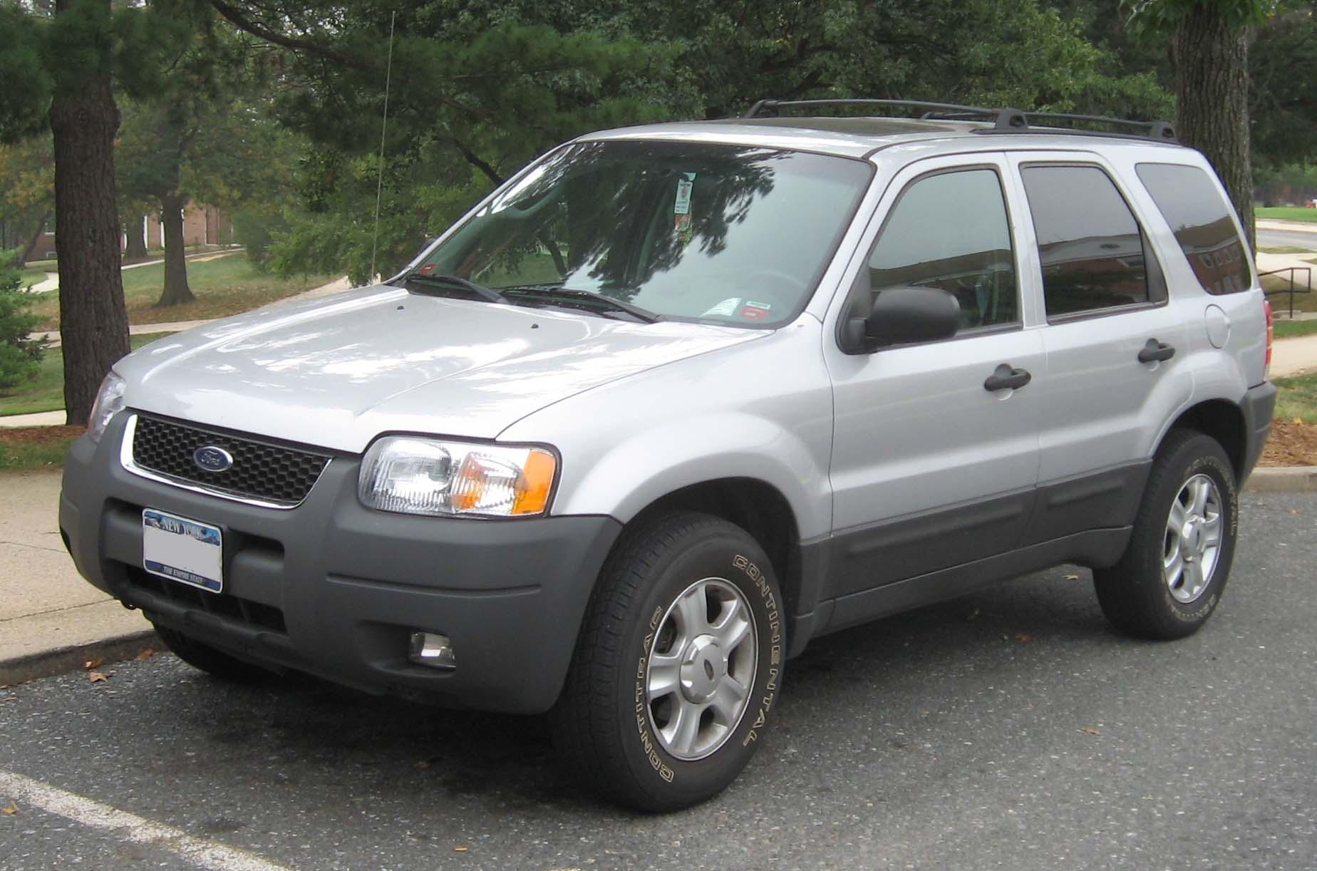 Ford Escape 2002 foto - 3