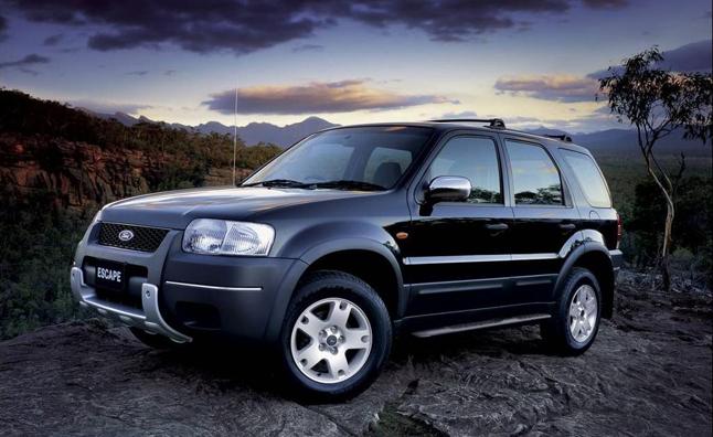 Ford Escape 2002 foto - 4