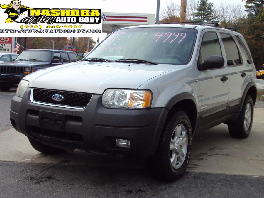 Ford Escape 2002 foto - 5