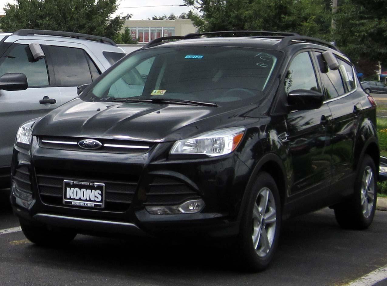 Ford Escape 2013 foto - 3