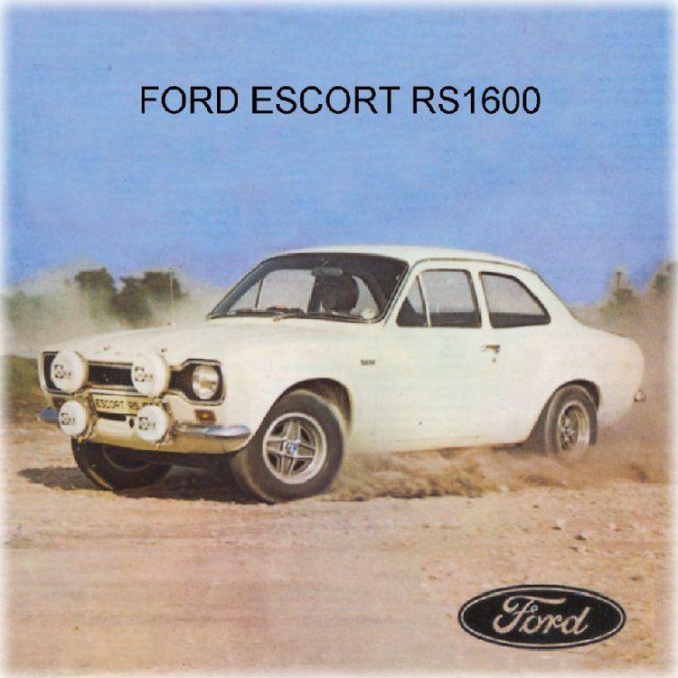 Ford Escort 1970 foto - 4