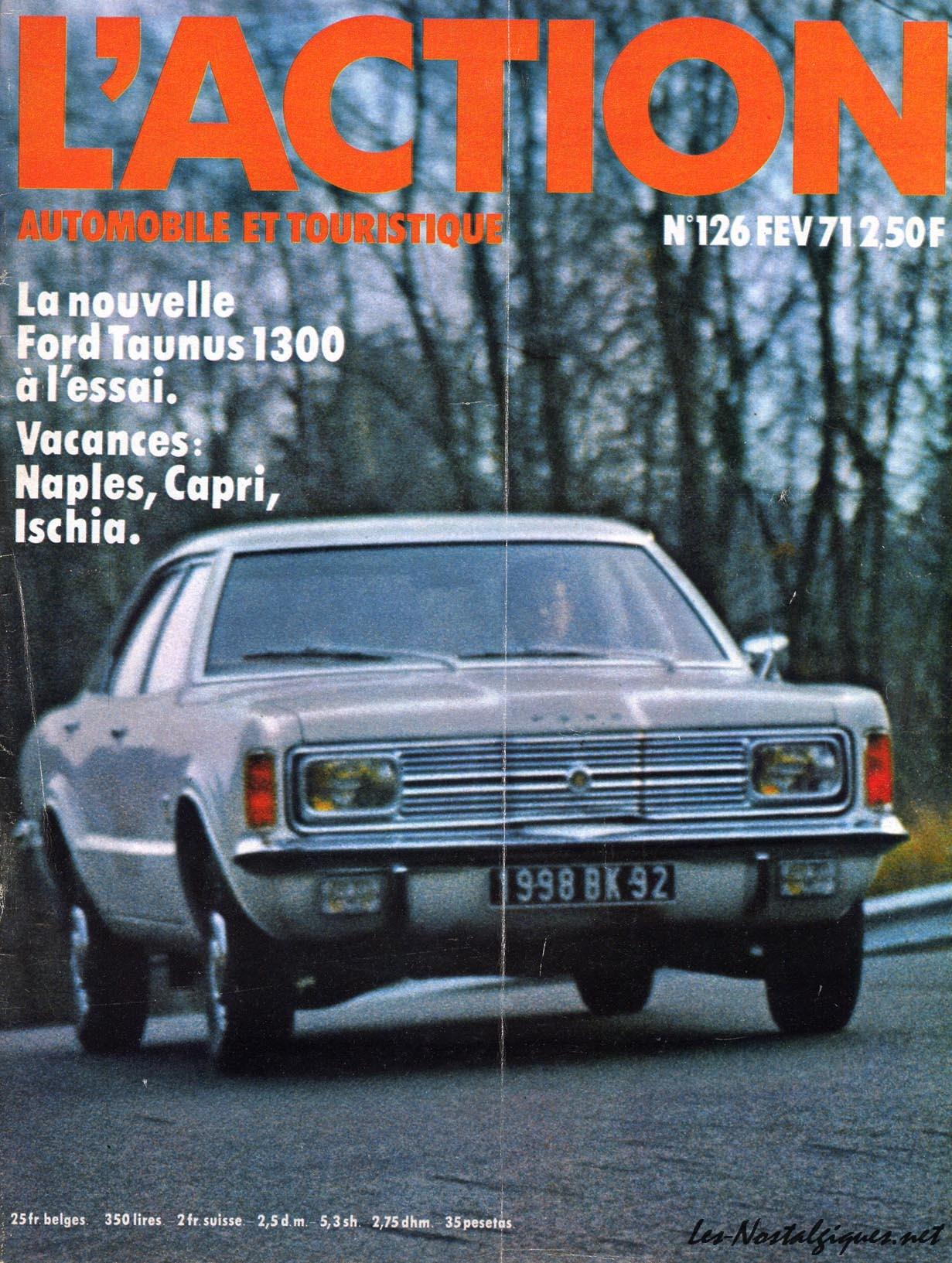 Ford Escort 1971 foto - 3