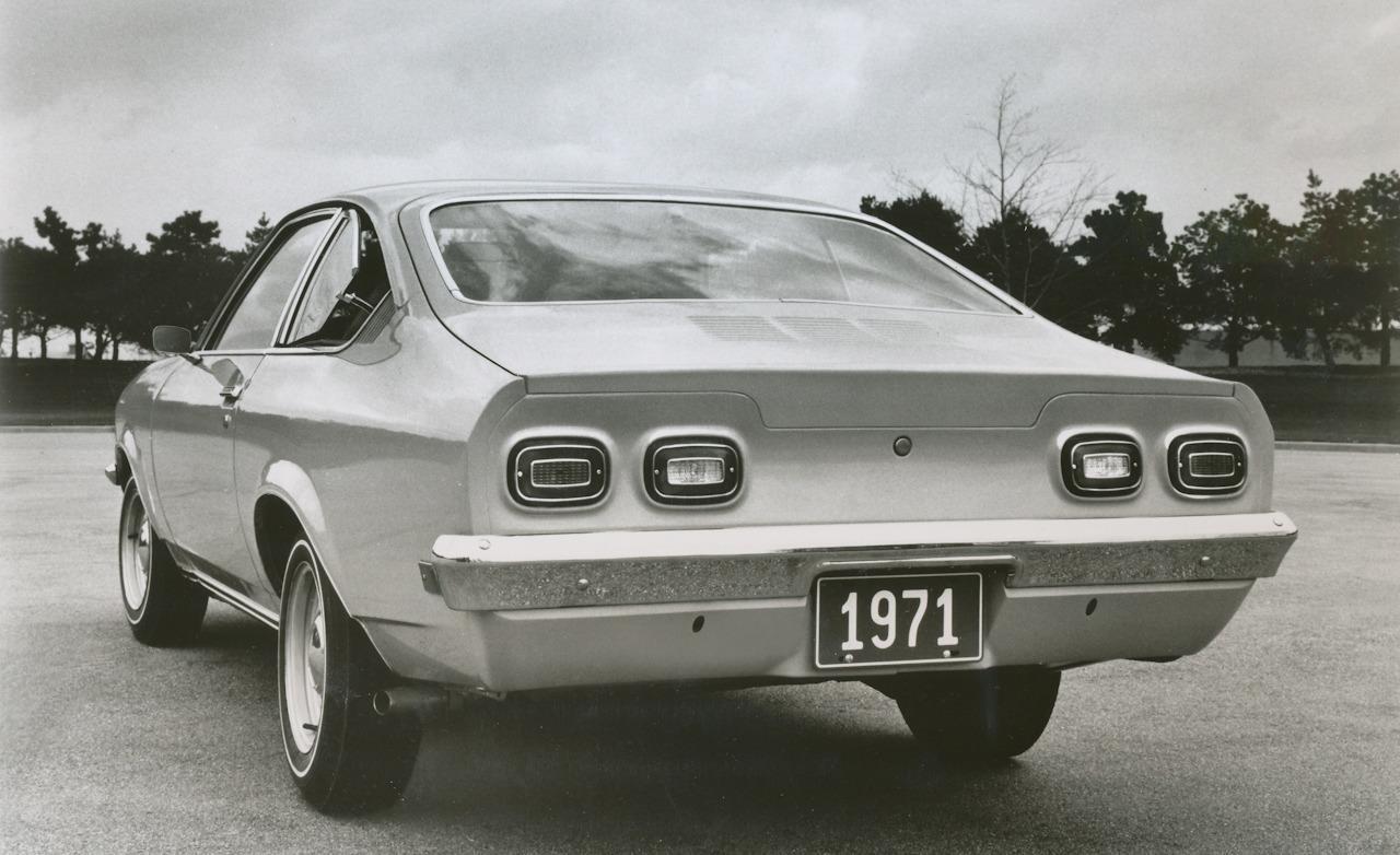 Ford Escort 1971 foto - 5