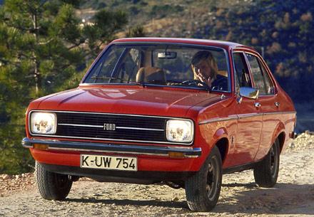 Ford Escort 1973 foto - 4