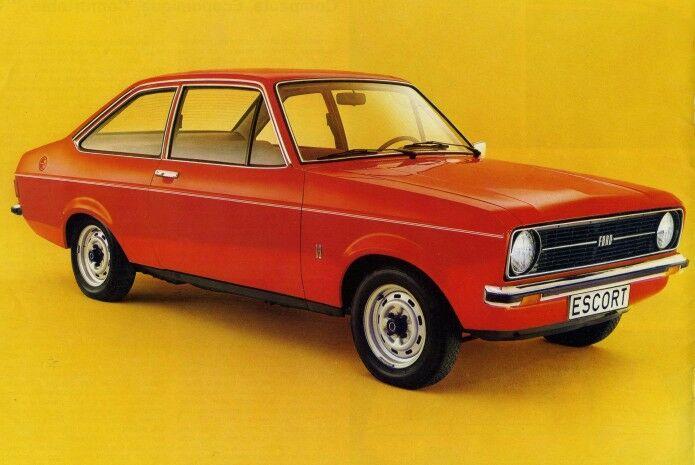 Ford Escort 1974 foto - 4