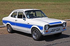 Ford Escort 1980 foto - 1