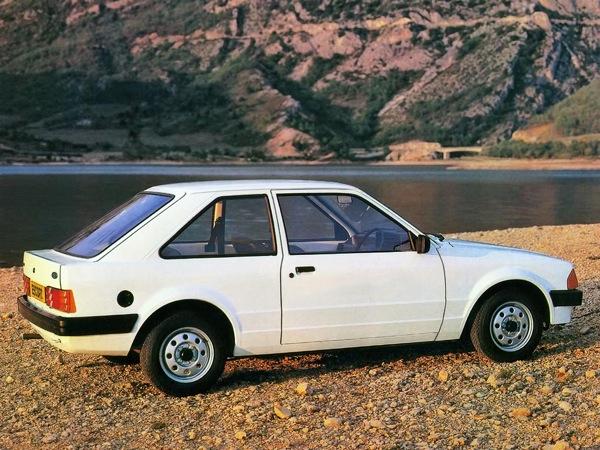 Ford Escort 1980 foto - 5