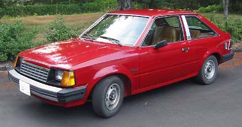 Ford Escort 1983 foto - 2