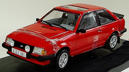 Ford Escort 1983 foto - 5