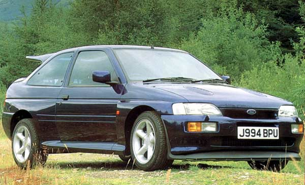 Ford Escort 1992 foto - 1