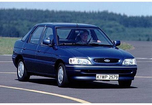 Ford Escort 1993 foto - 1