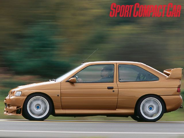 Ford Escort 1994 foto - 5