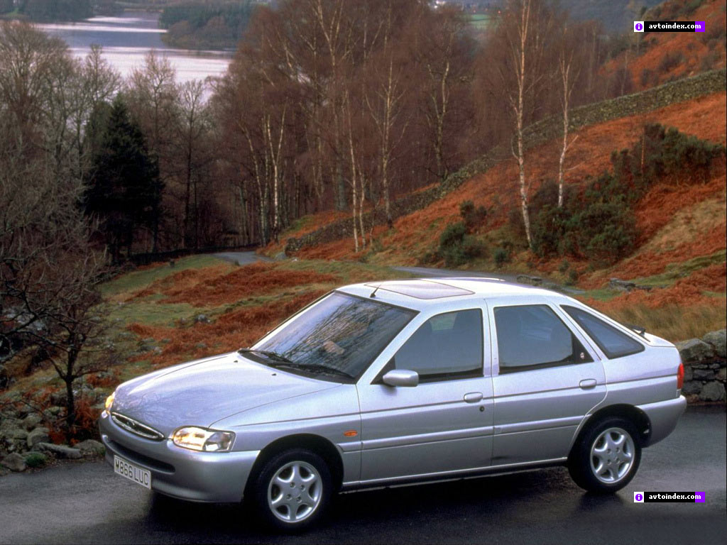 Ford Escort 1995 foto - 5
