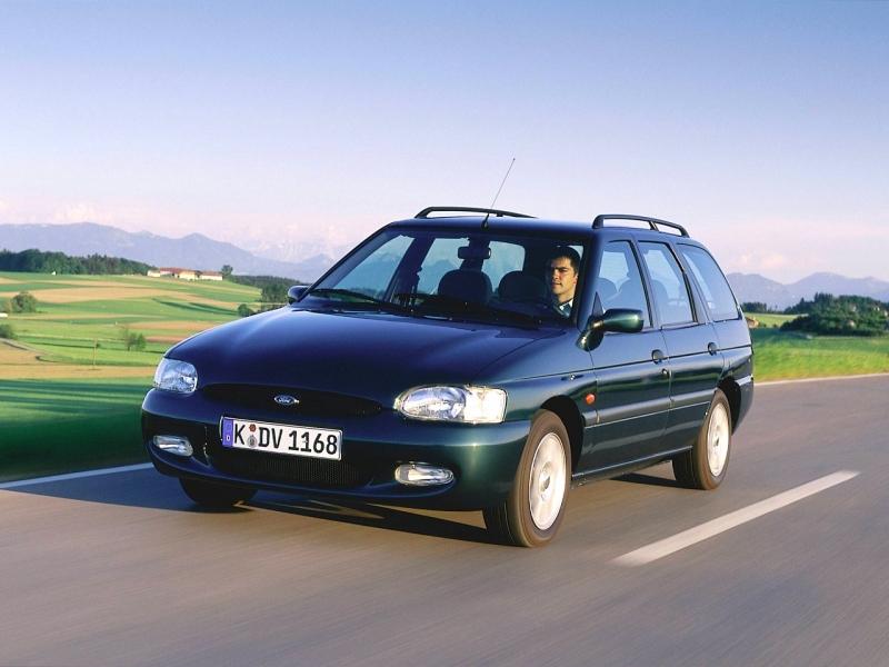 Ford Escort 1998 foto - 1