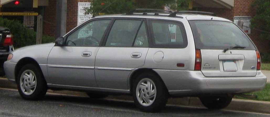 Ford Escort 1999 foto - 4