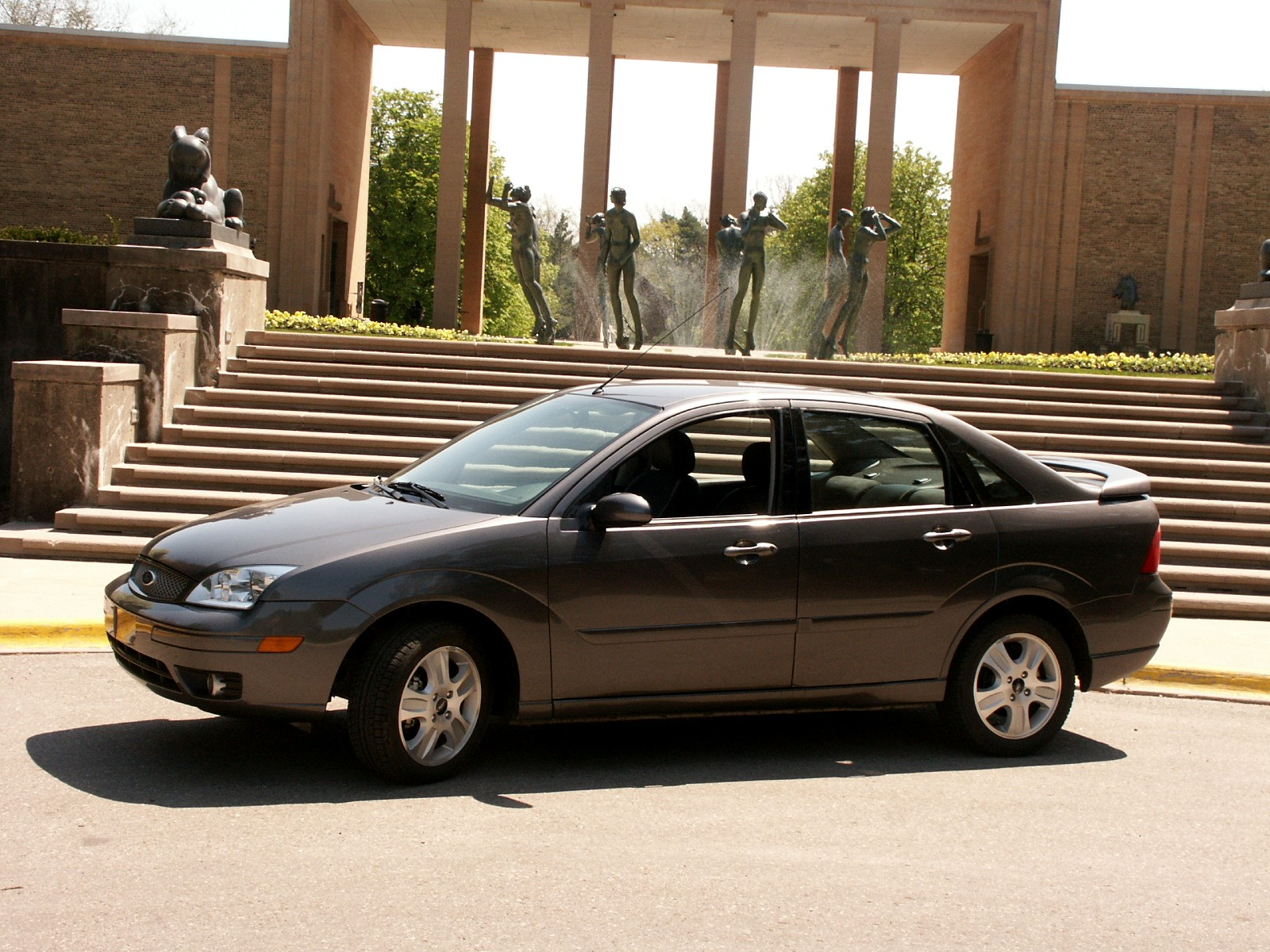 Ford Escort 2005 foto - 1