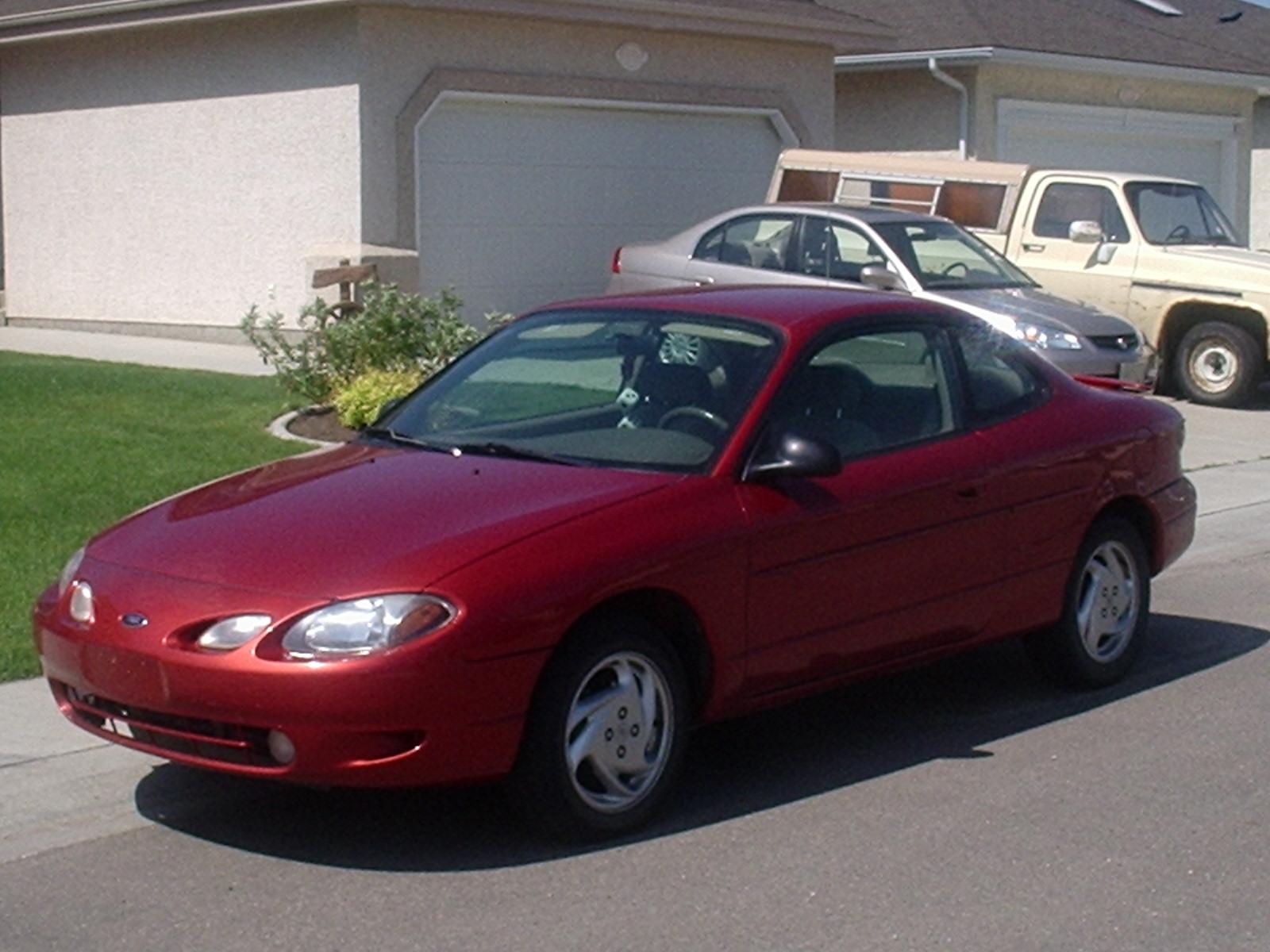 Ford Escort 2008 foto - 3
