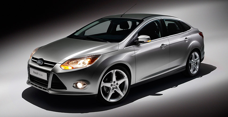 Ford Escort 2012 foto - 1