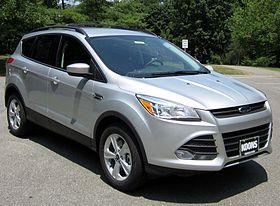 Ford Escort 2012 foto - 2